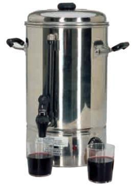 Varný termos 10l/7,5l - WB-10A - ohřívač nápojů