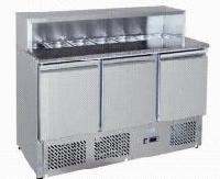 Chladící pizza stůl - saladeta MPS-1370 - DOPRAVA ZDARMA