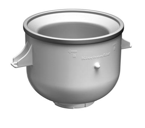 Zmrzlinovač k robotům Kitchen Aid - 5KICA0WH