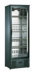 Chladící barová skříň SGD-300 - nápojová vitrína - DÁREK + DOPRAVA ZDARMA