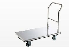 Vozík plošinový 900x550x570mm