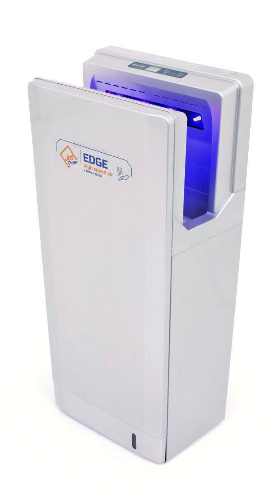 Vysoušeč/osoušeč rukou Jet Dryer Edge - stříbrná - DÁREK + DOPRAVA ZDARMA
