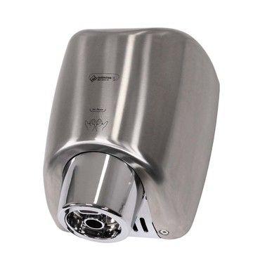 Vysoušeč/osoušeč rukou Jet Dryer BOOSTER - stříbrný - DOPRAVA ZDARMA