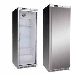 Chladící skříň 360l nerez opláštění DR-400 SS/GS - DÁREK + DOPRAVA ZDARMA - 2 VARIANTY