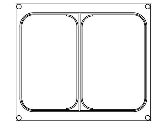 SP-12N Náhradní deska do svářečky podnosů