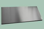Nerezový dvoudřez - mycí stůl s odkapovou plochou s plnou policí 2100x600x900mm - DOPRAVA ZDARMA